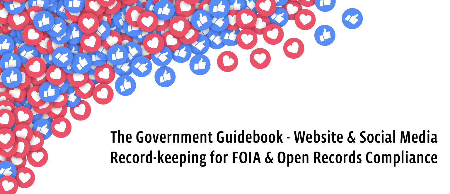 The Government Guidebook Cover